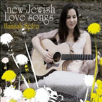 New Jewish Love Songs
