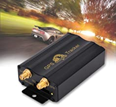 Tk103B Gps/Gsm/Gprs Vehicle Truck Car Tracker Locator System With Remote Control Kit Car Burglar Accessories