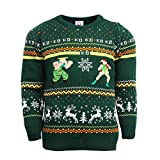 Street Fighter Cammy Pullover Guile Vs.