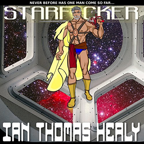 Starf*cker audiobook cover art