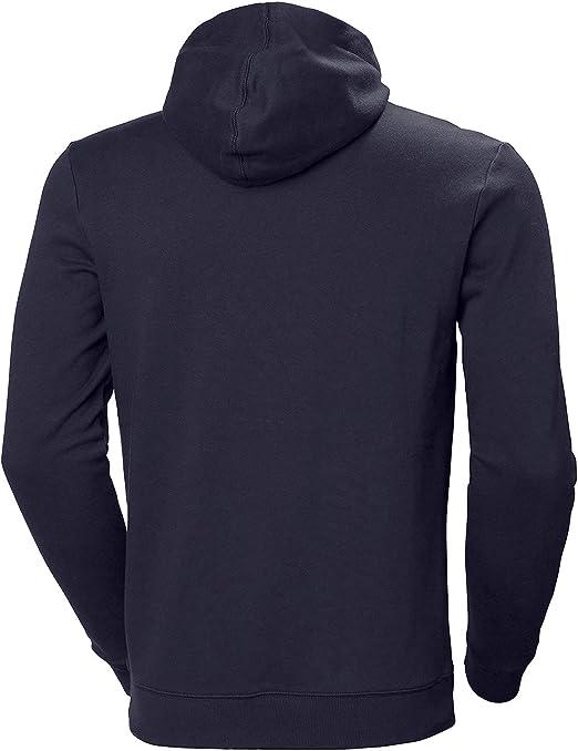 Helly Hansen Sweat à Capuche//Sweat 79216 Manchester zippé 990 noir