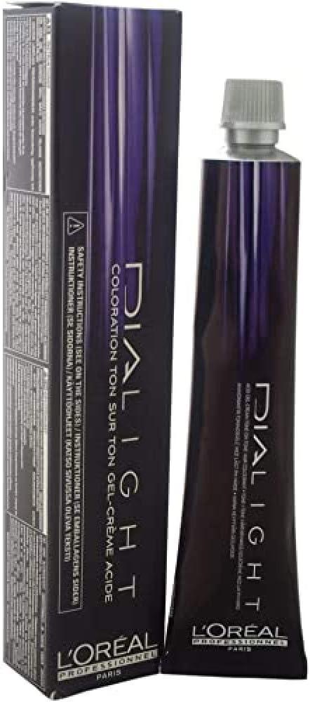 LOreal Professionnel Color Dia Light Tinte, Tono 7.12 - 50 ml