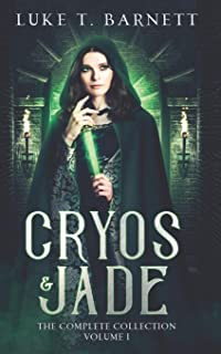 Cryos & Jade: The Complete Collection Volume 1