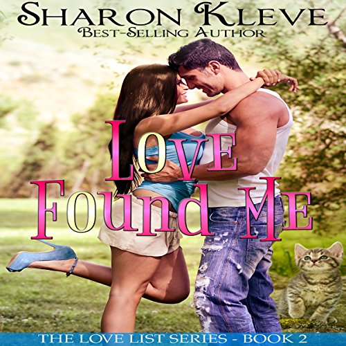 Love Found Me audiobook cover art