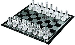 SHY Chess go Quality Chess Elegant K9 Crystal Glass Chess Wrestling Packaging Chess Game International Checkers Chess Set ...
