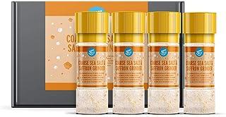 Amazon-merk: Happy Belly - zout & saffraan molens, 4 x 60 g