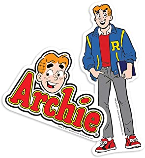 Popfunk Archie Comics Archie Andrews Collectible Stickers