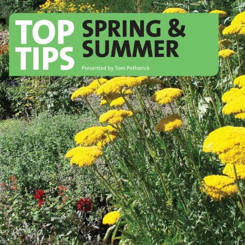 Top Tips for Spring and Sumer audiobook cover art