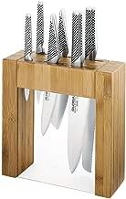 Global 7-piece Ikasu Knife Block Set