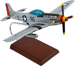Mastercraft Collection North American Plane w/ Rolls-Royce Engine P-51D Mustang