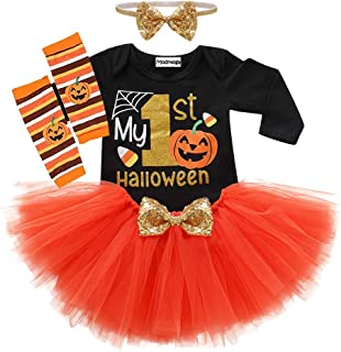 Best my first halloween outfit baby girl Reviews