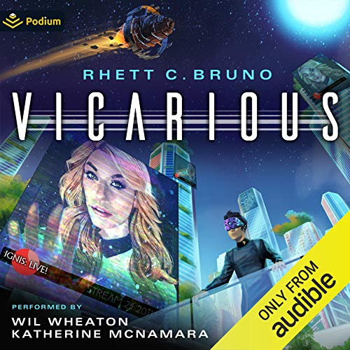 Vicarious cover art