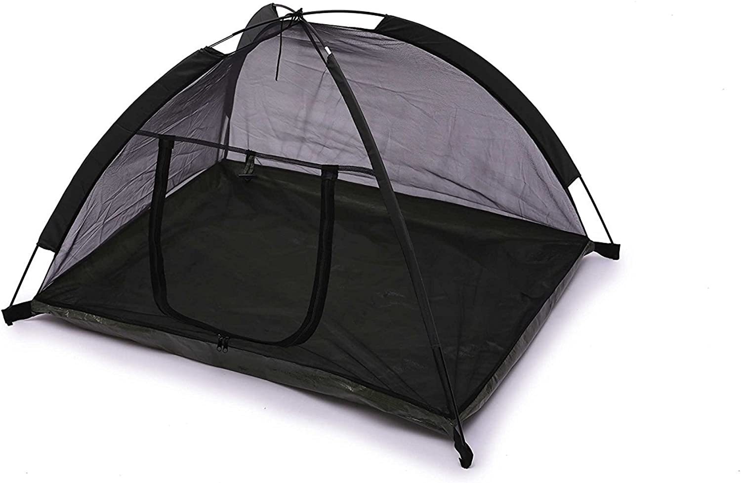 Lampop Portable Folding Outdoor Dog House Pet Tent Small Animals Shelter For Small Dog and Moggies to Snooze in