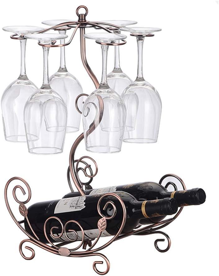 XingKunBMshop Creative Wine Rack Upside Max 83% OFF Down Glas Excellence