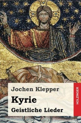 Kyrie: Geistliche Lieder