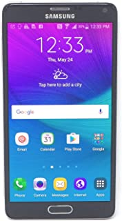 Samsung Galaxy Note 4 N910A 32GB Unlocked GSM 4G LTE Smartphone Black