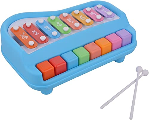 Toyshine Musical Xylophone and Piano (Assorted Color)