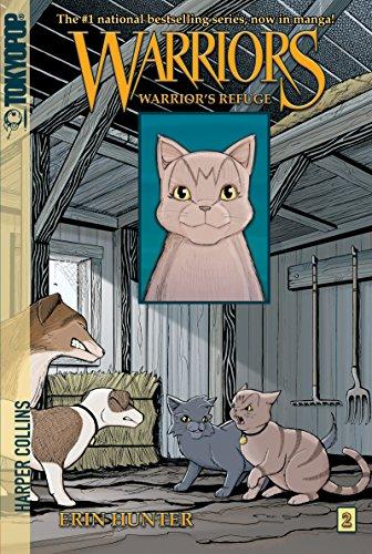 Warriors: Warrior's Refuge (Warriors Manga Book 2) (English Edition)