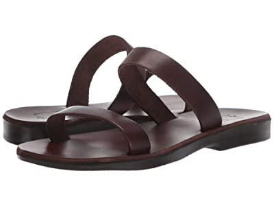 Jerusalem Sandals Ada (Brown) Women