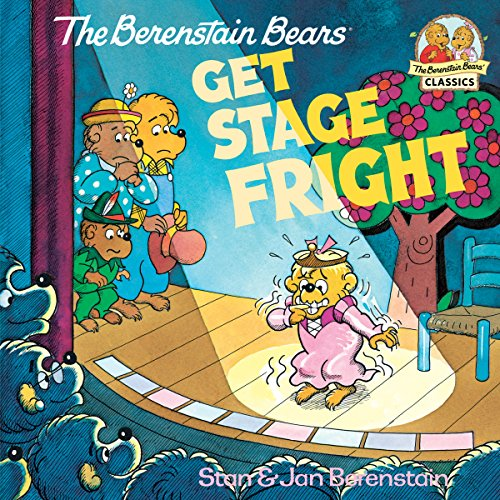 The Berenstain Bears Get Stage Fright (First Time Books(R)) (English Edition)