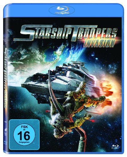 Starship Troopers 4 - Invasion [Blu-ray]