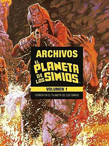 Planeta de los simios archivos - Volumen 1