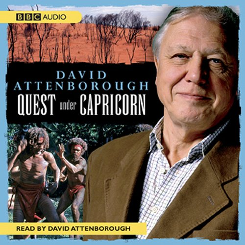 Quest under Capricorn audiobook cover art