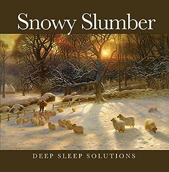 Snowy Slumber - Deep Sleep Sound One Hour - Fall Asleep FAST