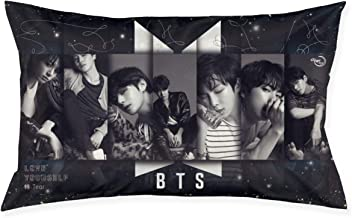 BTS Love Yourself Tear Throw Pillow Pillowcase 20