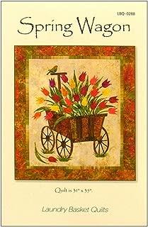 tulip applique quilt pattern
