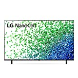 "LG NanoCell 50NANO806PA Smart TV LED 4K Ultra HD 50"" Serie Nano 80, con Wi-Fi, Processore Quad Core 4K con AI, Nano Color, Local Dimming, FILMMAKER MODE, HDR 10 Pro, Google Assistant e Alexa Integrati"