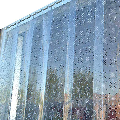 Puerta Cortina Algodón Cortina De La Tira Kit De Instalacion PVC Transparente Perforado Anti Mosquito Respirable Aislamiento Aislamiento Térmico Resistencia Al Frío Almacenamiento En Frío,almacén