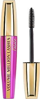 L'Oréal Paris Volume Million Lashes Fatale mascara zwart, wimperverf verdicht de wimpers voor een diepzwart resultaat (1 x...