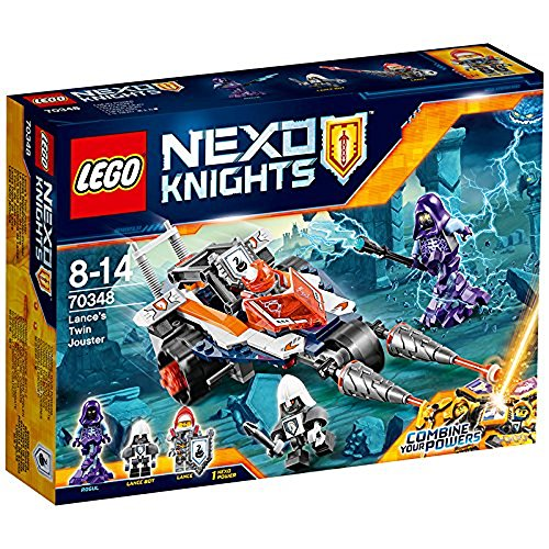 LEGO 70348 - Set Costruzioni Giostratore di Lance