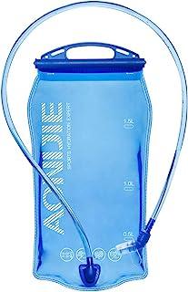 Win.Deeper 1.5/2/3L Bolsa De Agua para Mochila Hidratación depósito de Agua de vejiga de hidratación para Ciclismo Senderi...