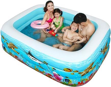 Vasche Da Giardino Plastica.Asl Fold Gonfiato Vasca Da Bagno Semplice Spessa Aumenta Il Bagno