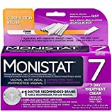 Best Yeast Infection Creams - Monistat 7-Day Yeast Infection Treatment | Cream + Review