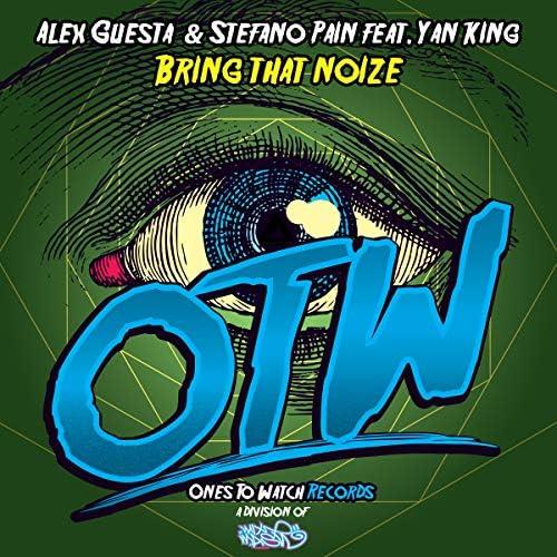 Alex Guesta & Stefano Pain feat. Yan Kings