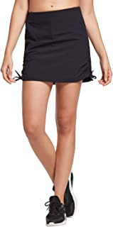 BALEAF Women's Outdoor UPF 50 Skort Casual Skort Active Skort Water Repellent with Zipper Pockets for Hiking, Golf