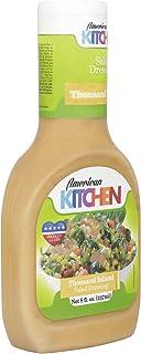 American Kitchen Thousand Island Salad Dressing, 237 ml