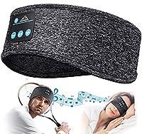 Großartige Multifunktional Schlaf Kopfhörer: Schlafkopfhörer & Schlafmaske & Sport-Kopfbügel 3 in 1. Mit den HANPURE Schlaf kopfhörer können Sie Musik hören, ohne zusätzliche Kopfhörer zu tragen, und schützt Sie vor Störungen durch Ihre unordentliche...