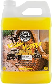 Chemical Guys CWS202 Tough Mudder Truck Wash Off Road and ATV Heavy Duty Soap (1 Gallon), 128. Fluid_Ounces