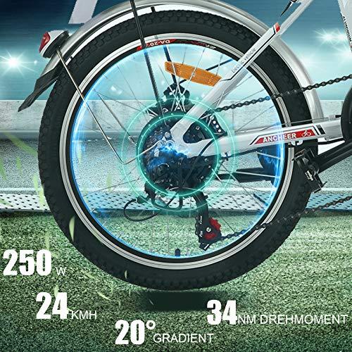 ANCHEER E-Bike Klapp / Falt Elektrofahrrad 20 Zoll Bild 3*