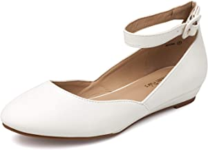 white occasion shoes