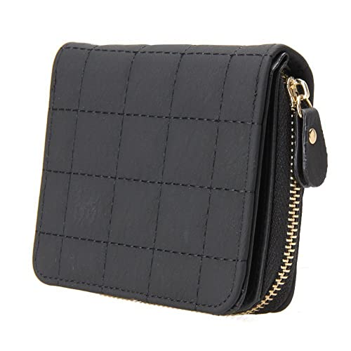 Lorna Women s Mini Short Pu Leather Nubuck Card Holder Zipper Wallet With  Coin Purse 72b5b80fbd478