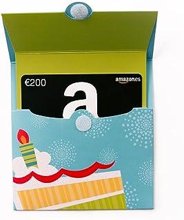 Amazon.es: Más de 200 EUR - Cheques y tarjetas regalo ...