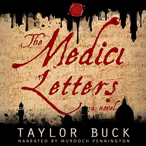 The Medici Letters: A Novel audiobook cover art