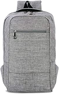 Dengyujiaasj Backpack, Men's and women's fashion new neutral Oxford leisure travel backpack Worthy for outings/hiking/scho...