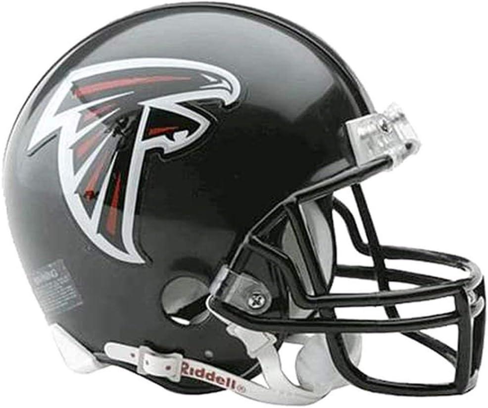 Riddell Atlanta OFFicial Falcons San Antonio Mall NFL Helmet Football Replica Mini