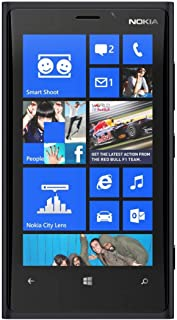Nokia Lumia 920 (32GB, NFC,4G LTE, Black)